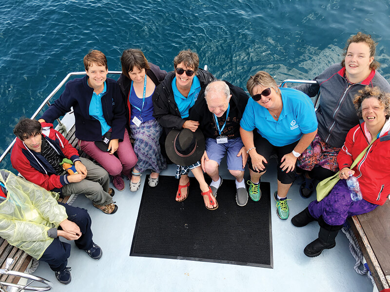 holiday for disabled - anglesea summer break victoria