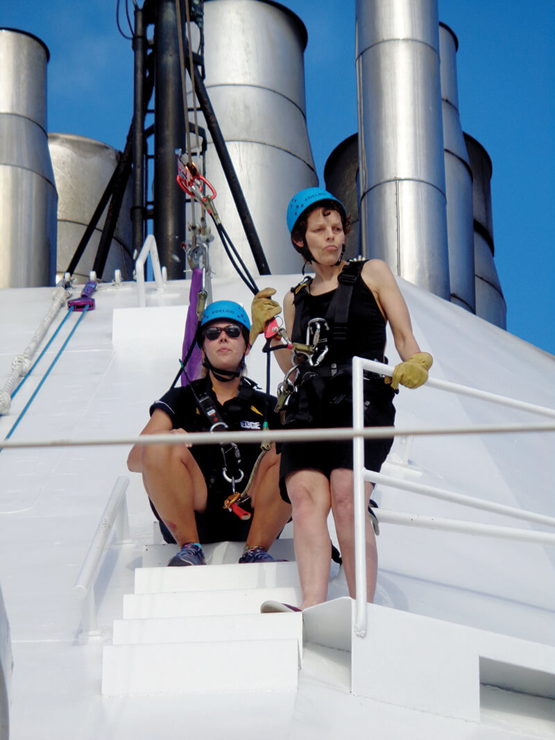 holiday for disabled - barrier reef discovery cruise queensland