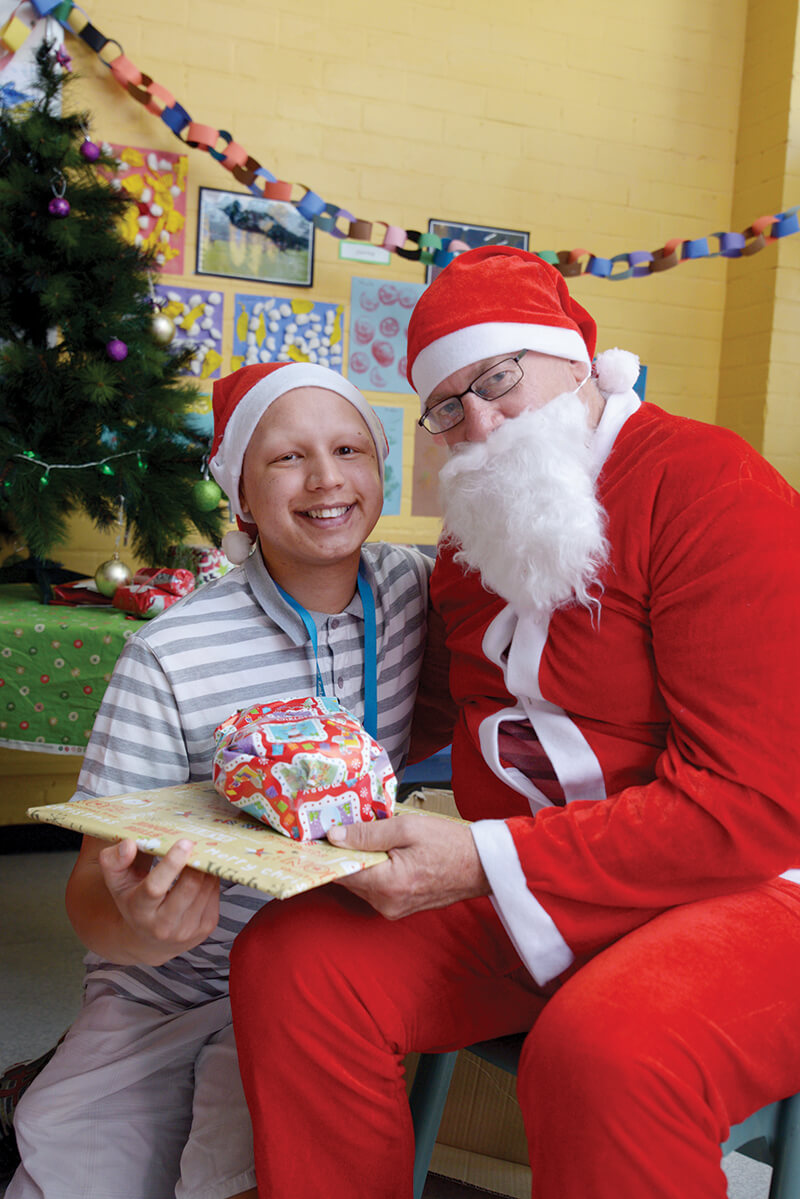 holiday for people with disabilities - christmas at wagga new south wales