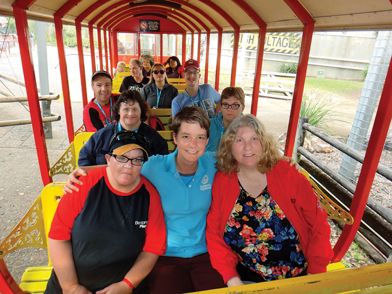 holiday for disabled - gold coast action queensland