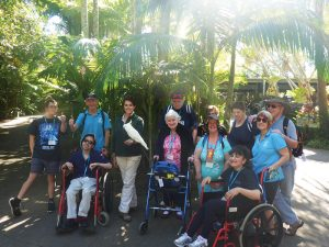 supported holiday - gold coast explorer queensland
