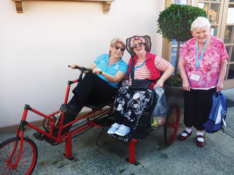 holiday for people with disabilities - gold coast explorer queensland