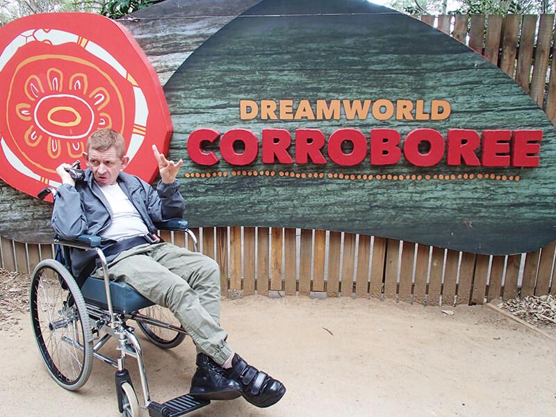 disabled holiday - gold coast wheelies queensland