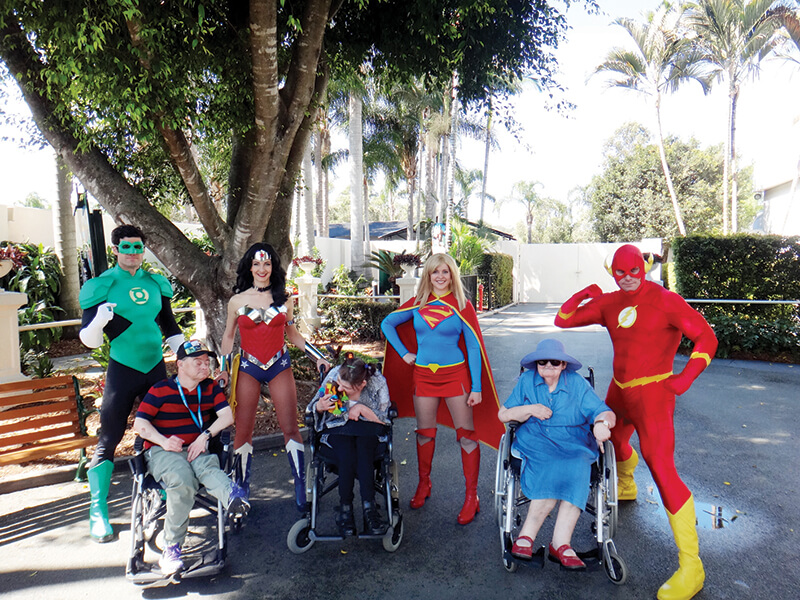 extra assistance mobility - gold coast wheelies queensland
