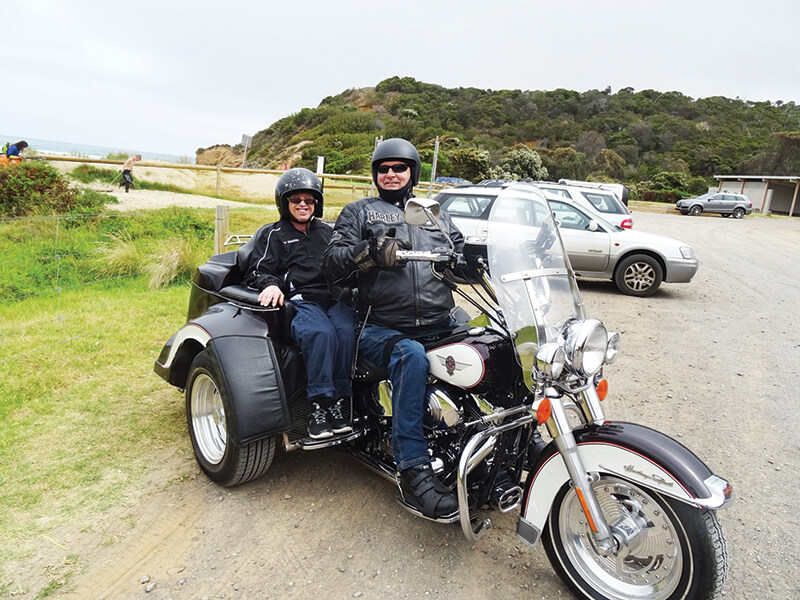 disabled holiday - men's spring break anglesea