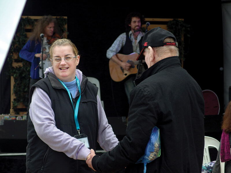 holiday for disabled - newcastle jazz festival new south wales