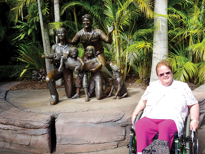 holiday for people with disabilities - surf coast getaway victoria