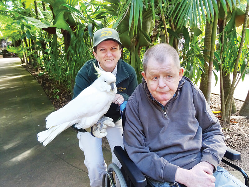 holiday for disabled - surf coast getaway victoria
