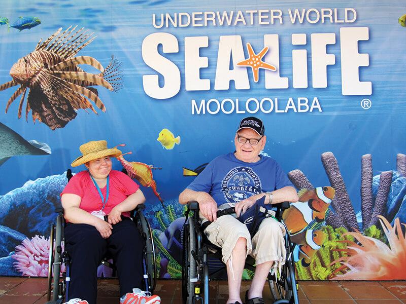disability travel - sunshine coast wheelies queensland