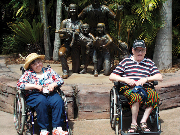 physical disability - sunshine coast wheelies queensland