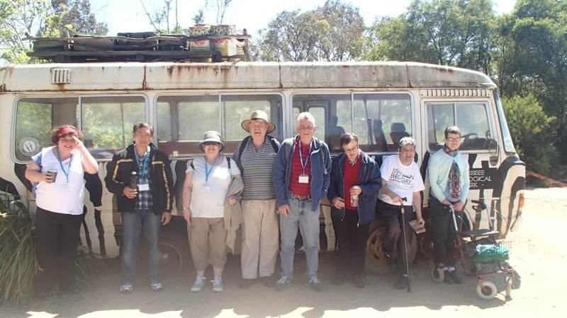 disabled holiday - anglesea animal lovers victoria