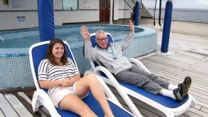 supported holiday - barrier reef discovery cruise australia