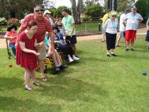 supported holiday - christmas at wagga new south wales