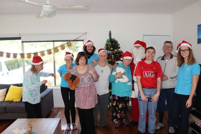 disabled holiday - christmas in july victoria