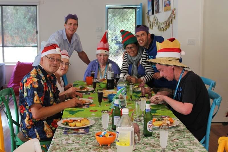 holiday for disabled - christmas on the coast victoria