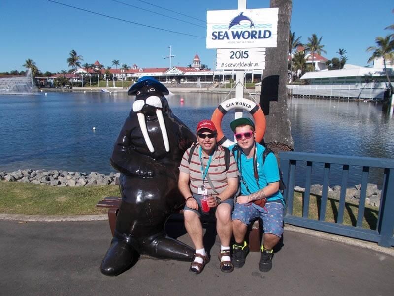 disability travel - gold coast long winter break queensland
