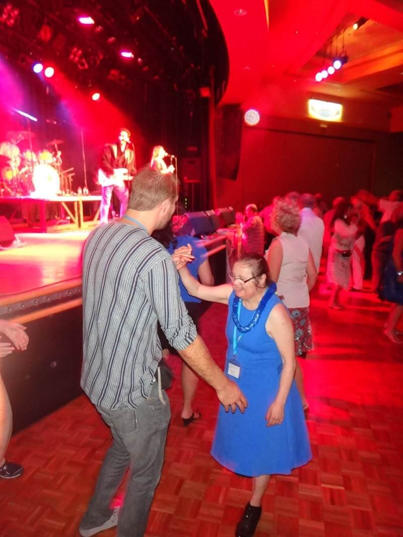 disability travel - gold coast new year's eve queensland