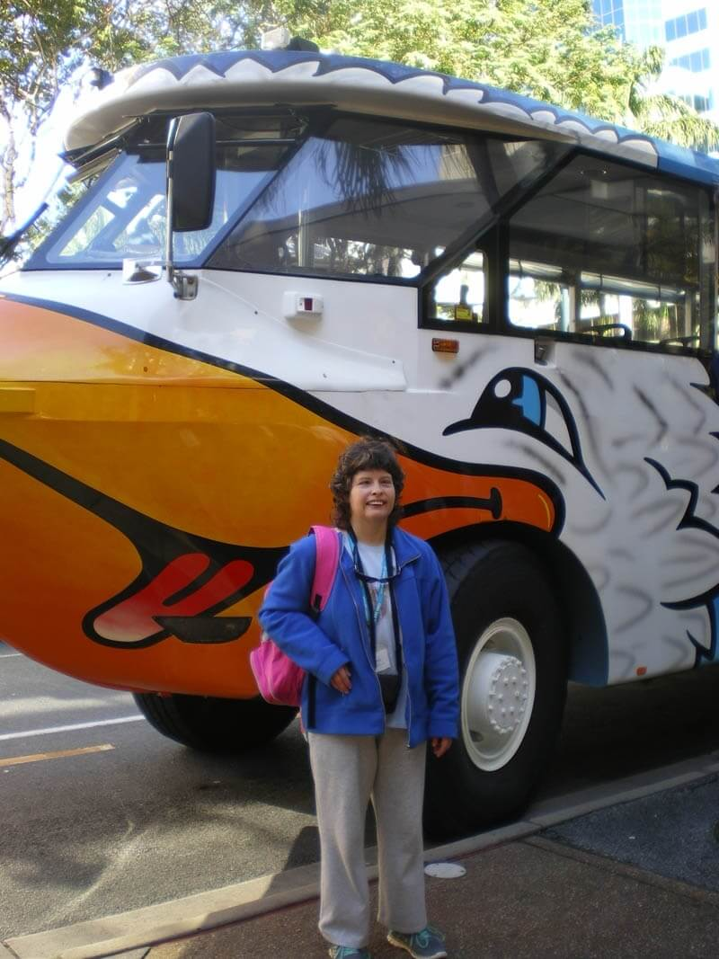 disabled holiday - gold coast theme parks queensland