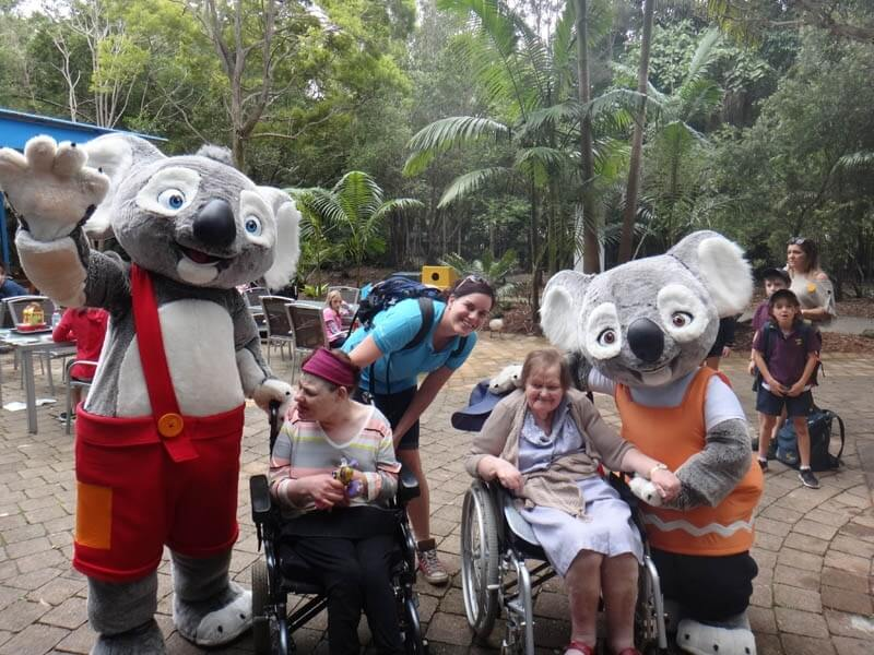 disabled holiday - gold coast wheelies queensland