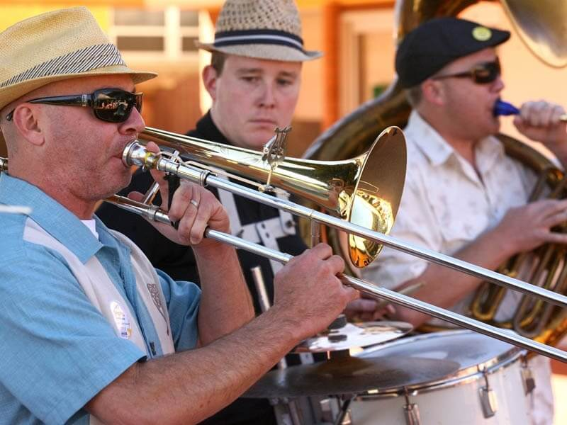 disability travel - newcastle jazz festival new south wales
