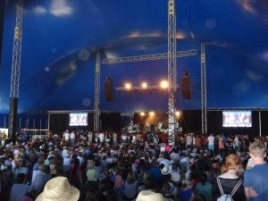 holiday for people with disabilities - queenscliff music festival victoria