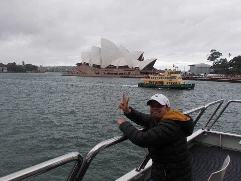 disabled holiday - sydney vip tour