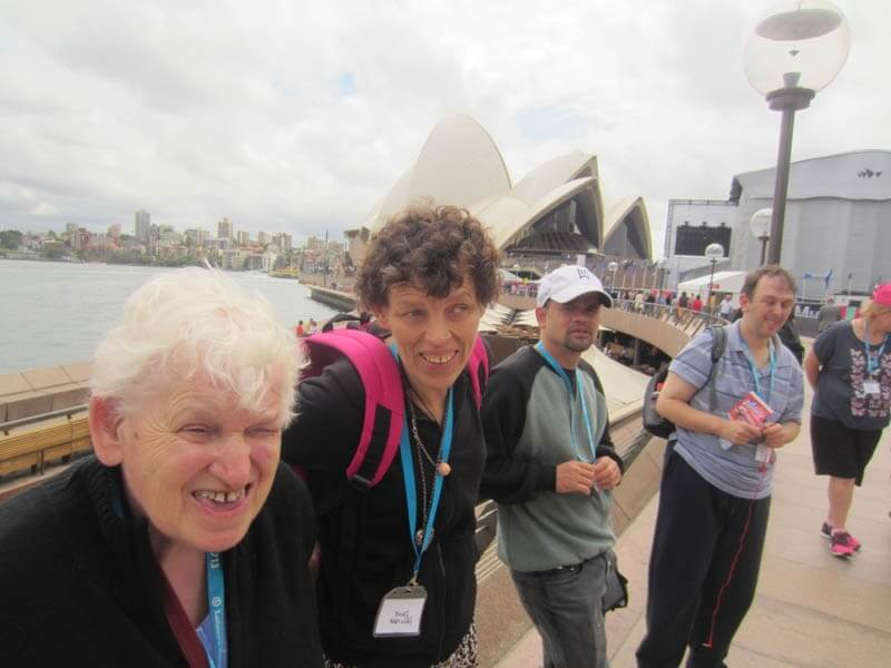 disability travel - sydney vip tour