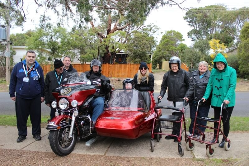 disability travel - women's pampering and men's indulgence victoria