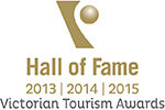 2015 Victoria Tourism Hall of Fame