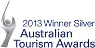 Silver Australian Tourism Awards - 2013