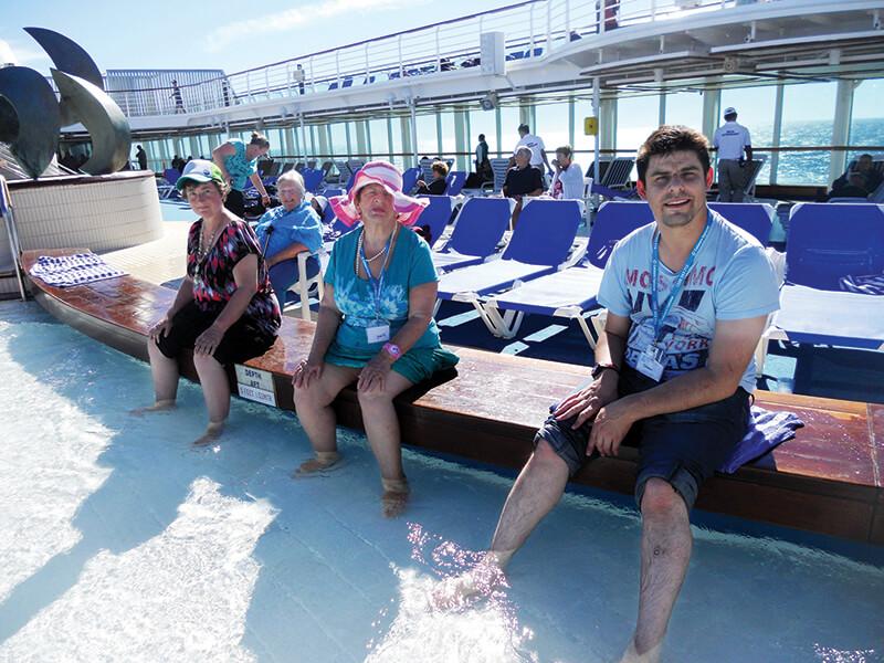 supported holiday - kiwi adventure new zealand