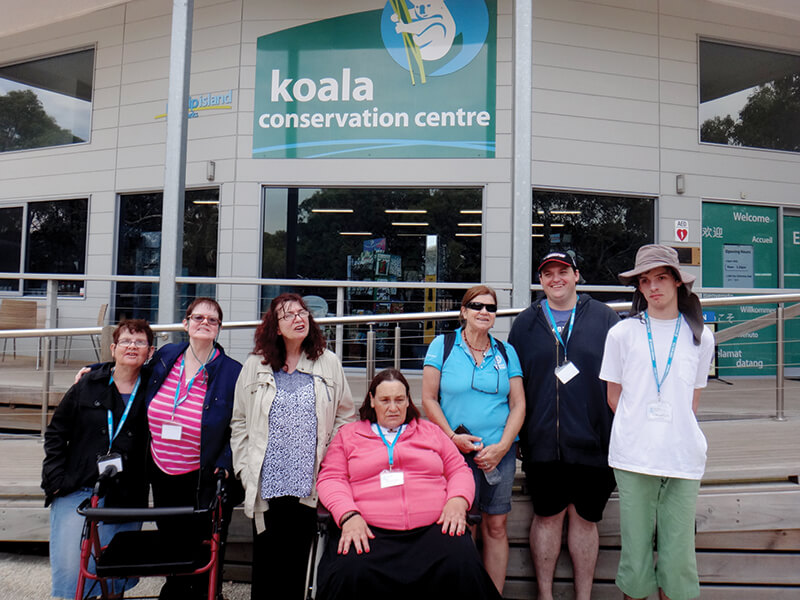 disability travel - phillip island retreat sydney