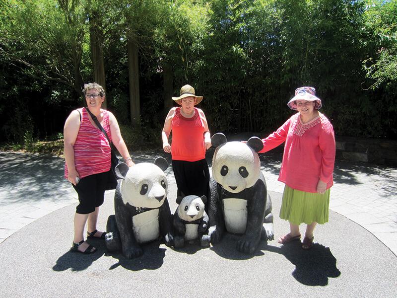 disability travel - a taste of adelaide south australia