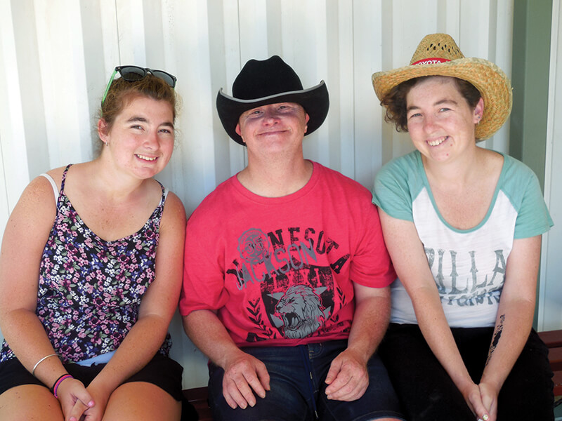 disability travel - gympie music muster queensland