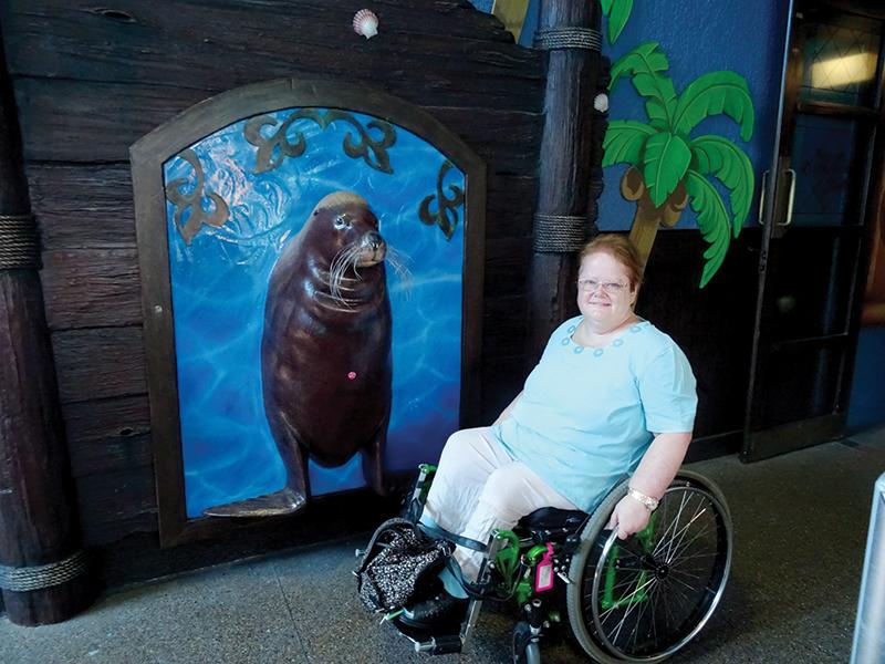 disability travel - sunshine coast getaway queensland