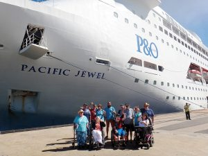 supported holiday - a taste of new caledonia cruise australia