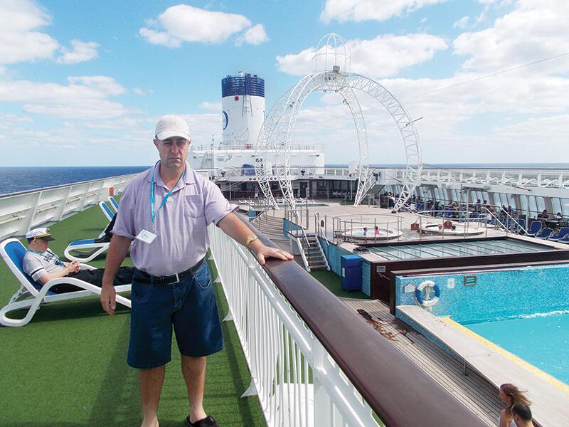 disability travel - a taste of new caledonia cruise australia