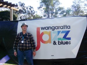 disabled holiday - wangaratta jazz and blues festival victoria