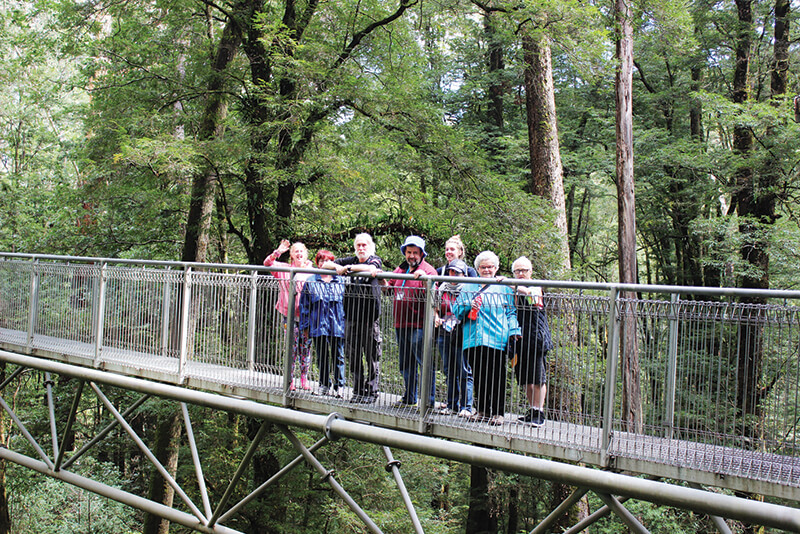 holiday for people with disabilities - autumn escape victoria