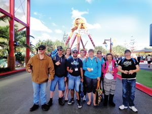holiday for people with disabilities - gold coast fun break queensland