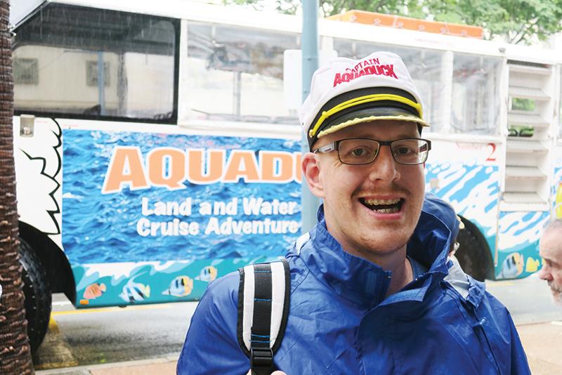 disability travel - gold coast fun break queensland