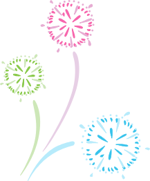 Fireworks Graphic